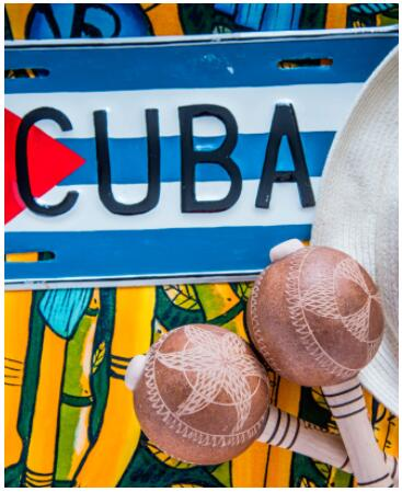 Colored Cuba 2