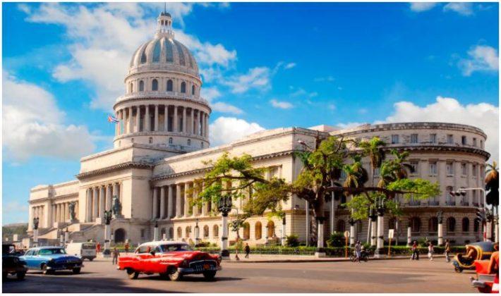Colored Cuba