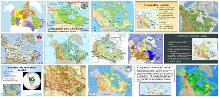 Canada Geography