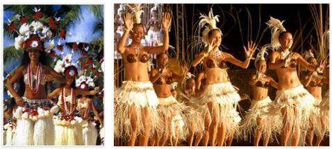 Tahiti Tradition