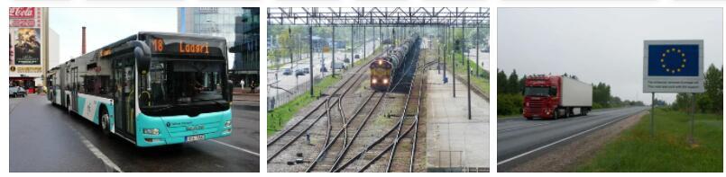 Transportation in Estonia