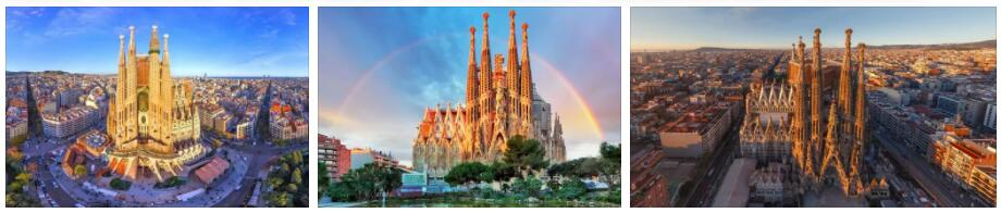 Barcelona, Spain Sights